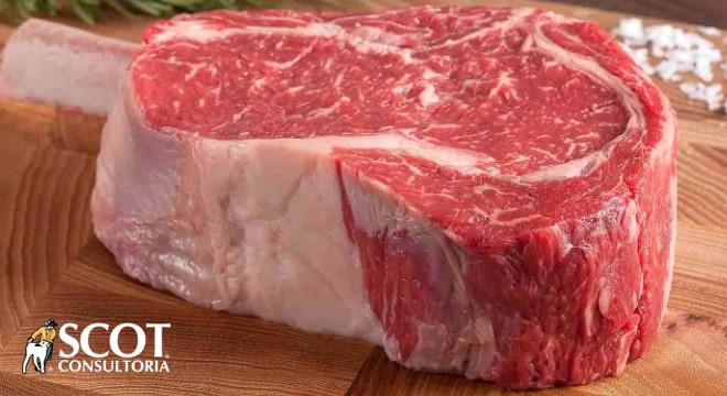 Carne bovina sem osso