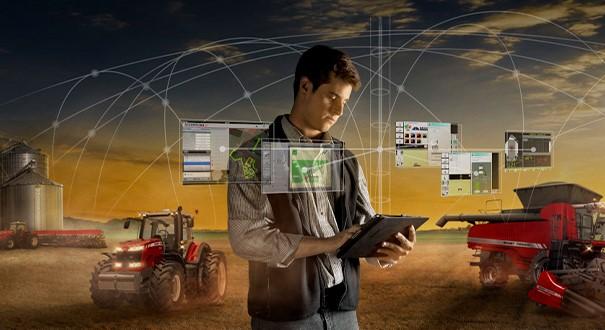 A transformação digital do agro