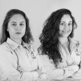 Sophia Honigmann e Marina Duarte De Val