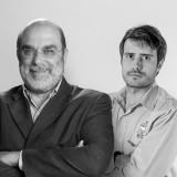 Alcides Torres e Felipe Fabbri