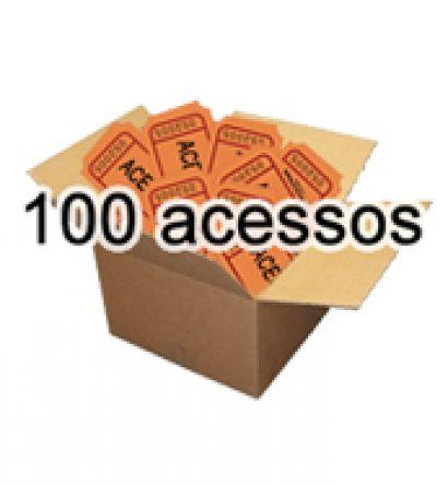 Cr�ditos Scot - 100 Acessos
