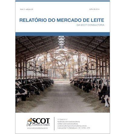 Relat�rio do Mercado de Leite da Scot Consultoria
